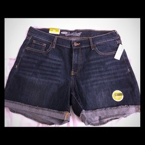 NWT Old Navy Size 10 Jean Shorts
